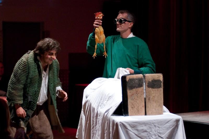 Frankenstein - Gruseldinner der besonderen Art