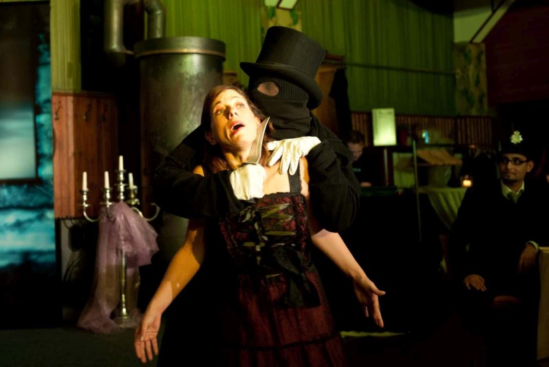 Jack the Ripper - Dinnerevent mit Gruselgarantie