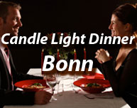 Candle Light Dinner in Bonn