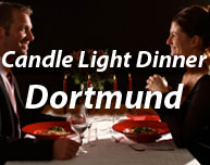 Candle Light Dinner in Dortmund