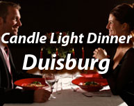 Candle Light Dinner in Duisburg