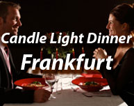 Candle Light Dinner in Frankfurt am Main