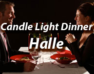 Candle Light Dinner in Halle