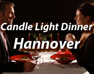 Candle Light Dinner in Hannover