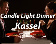 Candle Light Dinner in Kassel