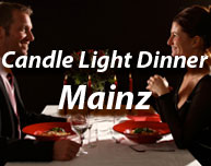 Candle Light Dinner in Mainz