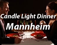 Candle Light Dinner in Mannheim