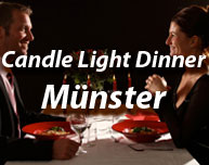 Candle Light Dinner in Münster
