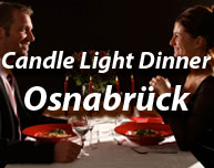 Candle Light Dinner in Osnabrück (Region)