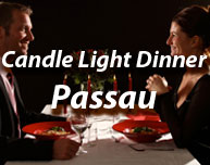 Candle Light Dinner in Passau (Region)