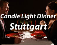 Candle Light Dinner in Stuttgart