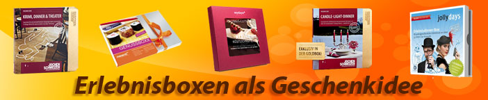 Erlebnisdinner als Geschenkidee