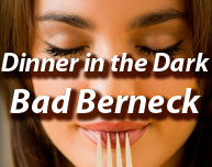Dinner in the Dark in Bad Berneck