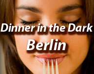 Dinner in the Dark in Berlin