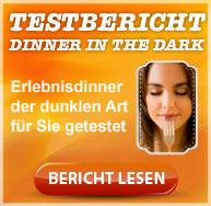 Bewertung, Test zum Dinner in the Dark