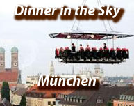 Dinner in the Sky in München