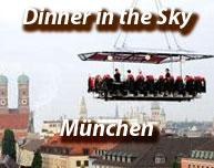 Dinner in the Sky in München
