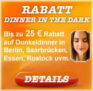 Dinner in the Dark Rabatt