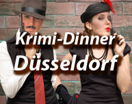 Krimi-Dinner in Düsseldorf