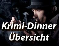 Krimidinner, Dinnerkrimi, Criminal Dinner