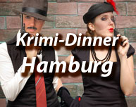 Krimi-Dinner in Hamburg
