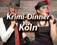 Krimi-Dinner in Köln