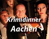 Krimidinner in Aachen