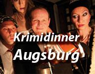 Krimidinner in Augsburg