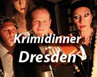 Krimidinner in Dresden