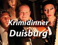 Krimidinner in Duisburg