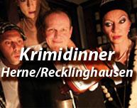 Krimidinner in Herne, Recklinghausen