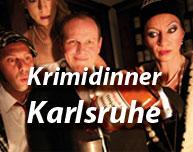 Krimidinner in Karlsruhe