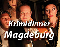 Krimidinner in Magdeburg