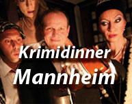 Krimidinner in Mannheim