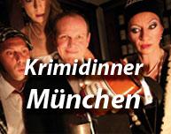 Krimidinner in München