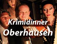 Krimidinner in Oberhausen