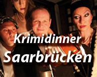 Krimidinner in Saarbrücken