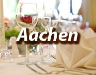 Dinner in Aachen