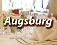 Dinner in Augsburg