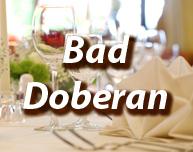 Dinner in Bad Doberan
