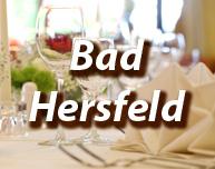 Dinner in Bad Hersfeld