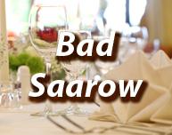 Dinner in Bad Saarow