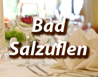 Dinner in Bad Salzuflen