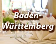 Dinner in Baden-Württemberg