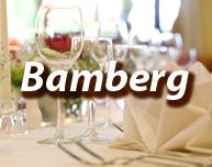 Dinner in Bamberg