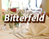 Dinner in Bitterfeld