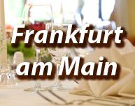 Dinner in Frankfurt am Main