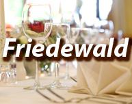 Dinner in Friedewald