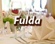 Dinner in Fulda