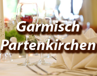 Dinner in Garmisch-Partenkirchen